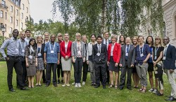 Junior Rapporteurs World Water Week SIWI